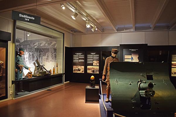museo Militaria Hämeenlinna
