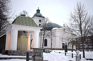 Iglesia Hämeenlinna