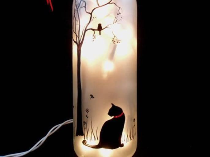 Counter Creations – Wine Bottles, Night Lights, Cadet Caps and Wine Cork Keys