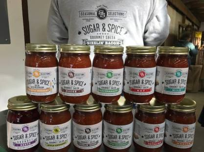 Seasonal Selections LLC – Sugar & Spice Gourmet Salsa