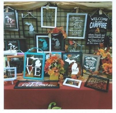 Ace Sign Shoppe & Your Front Door – Wood Signs, Door Decorations, Fences, Wreaths, Pictures, Frames, Pillows