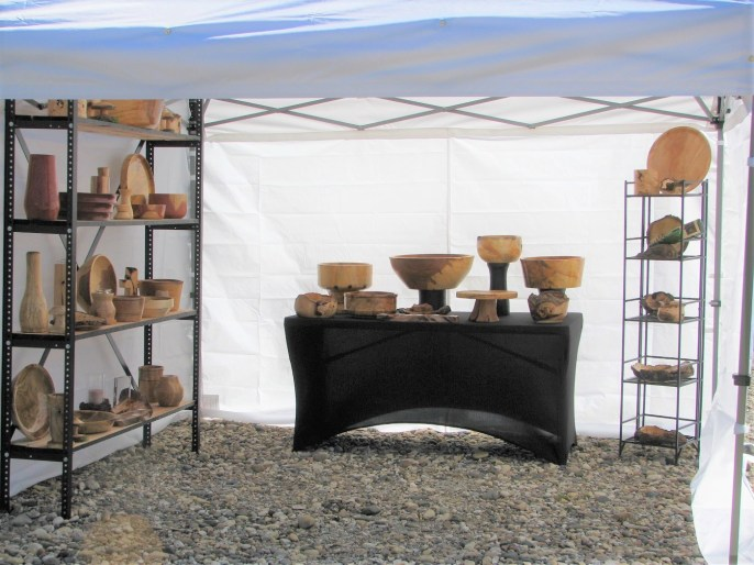 Hidden by the Bark – Vases, Bowls, Dishes, Cake Stands, Serving Boards, Lamps, Utensil Holders, Candle Holders, Photo Holders