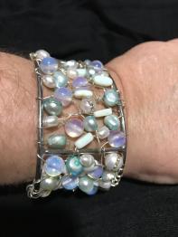 Dado Jewelry – Semi-precious stones, Cabochons, Lost wax Silver Rings & Pendants Jewelry