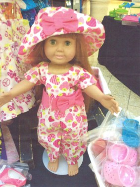 The Doll Closet -1