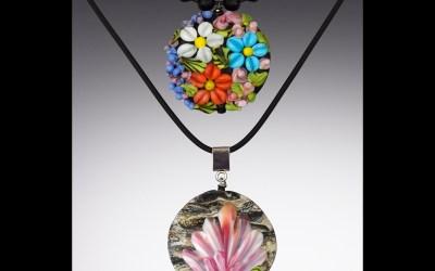Sally Gardner Jewelry – Lampwork Glass beads Jewelry
