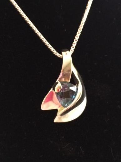 Nancy Capers Design – Cast Silver Jewelry with Semi Precious Stones and Pearls