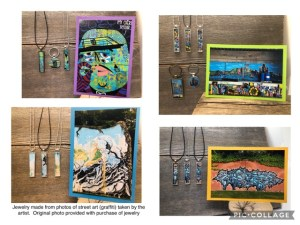 Modern Vintage Jewelry Designs – Copper & Glass Enamel Jewelry, Beads, Photos, Necklaces, Earrings