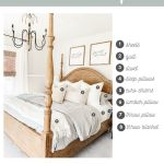 How To Style A Bed Like A Pro Micheala Diane Designs