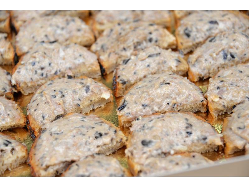 Caviar d'aubergine, Michel Kalifa - Maison David ©
