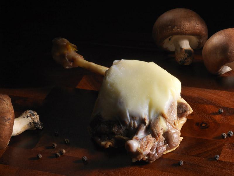 © Michel Kalifa - Maison David, Cuisse de canard confite