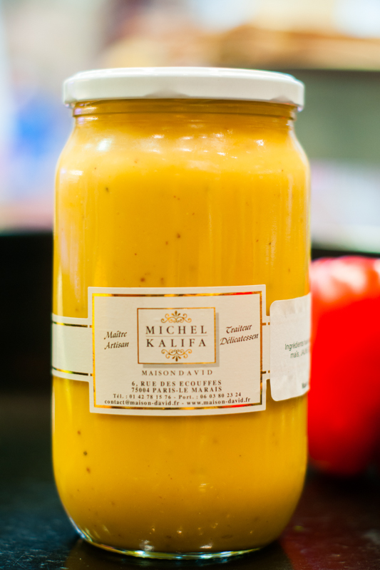 Moutarde au miel, Michel Kalifa - Maison David, Nicolas Fabayre ©