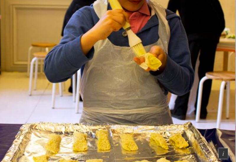 Ateliers cuisine Musée d'art et d'histoire du Judaïsme, © MahJ