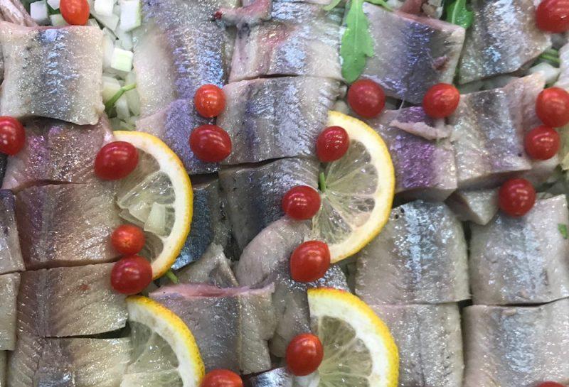 Plateau de poisson, prestations traiteur, Michel Kalifa - Maison David ©