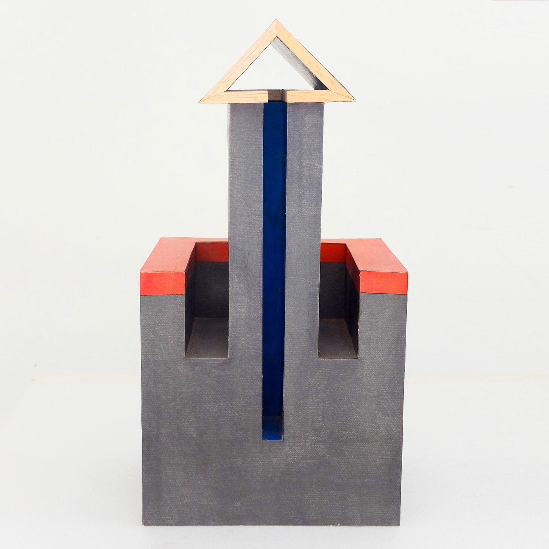Michel Rossigneux - Petit monument 13