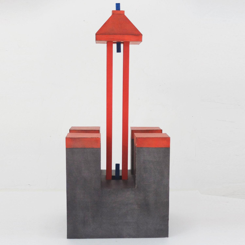 Michel Rossigneux - Petit monument 14