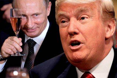 Les sanctions d'Obama contre Moscou «visent à mettre en boîte Donald Trump». Les accusations de piratage du DNC sont mensongères.