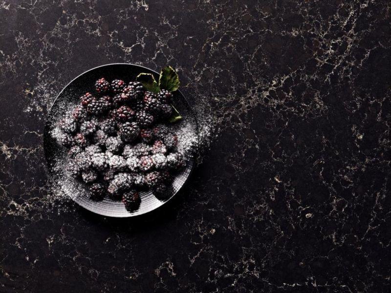 Caesarstone 5100 Vanilla Noir