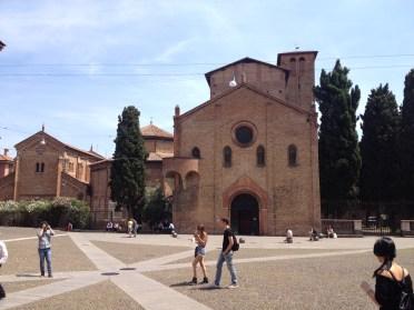 Basilika Santo Stefano Bologna