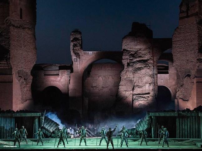 Italian Opera in Rome