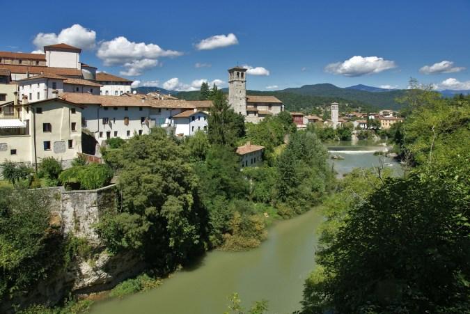 Cividale del Friuli is a picturesque small town