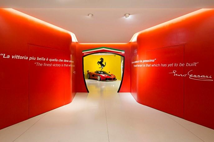 Emilia Romagna   Ferrari museum