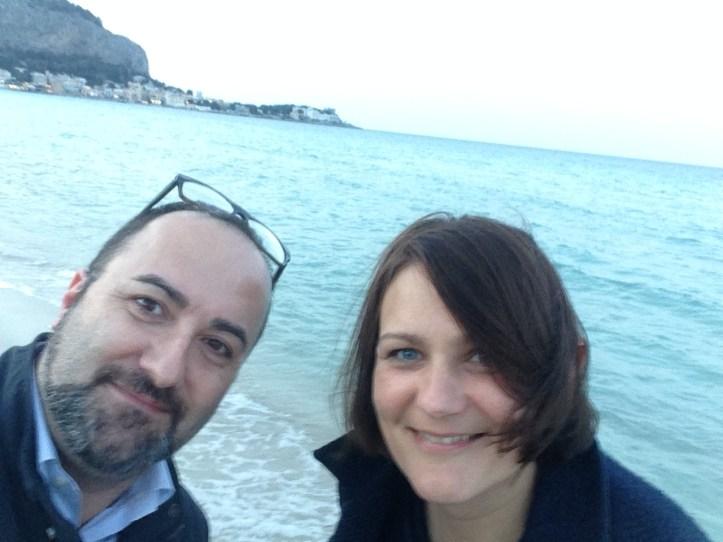 Gabry and Joli in Sicily