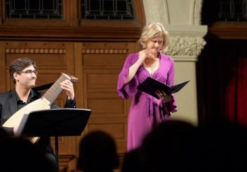 Air du livre d'Anna Magdalena Bach Suzie LeBlanc (soprano) Michel Angers (luth)
