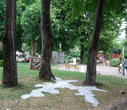 Like ivy, Giardini Fresia, Cuneo Italy.
