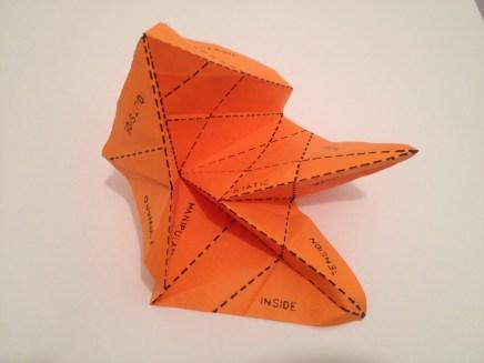 Folding and Unfolding activity