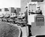 Junkers small train with engines- small