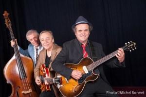 Blues de Paris trio