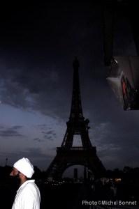 La tour Eiffel, s'il vous plaît ?