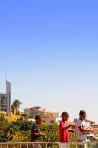 Enfants aux cerf-volants (Brésil)