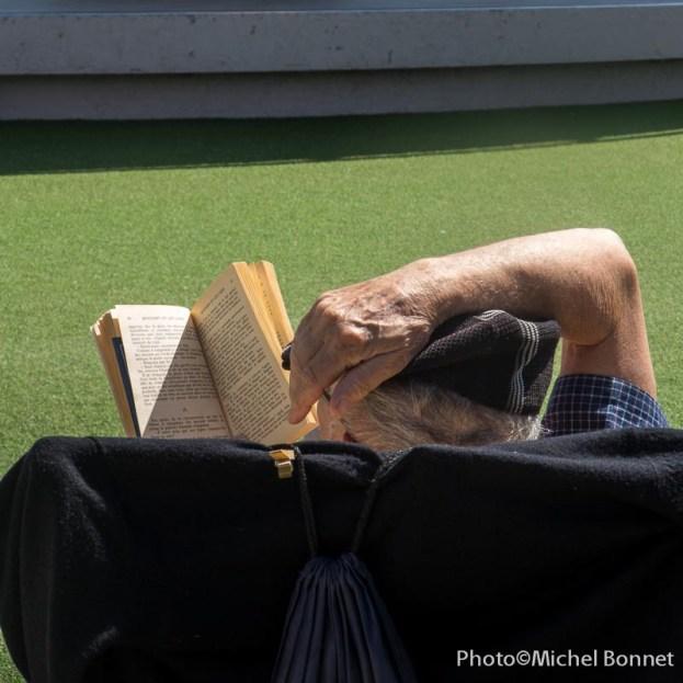 Le vieil homme et le livre