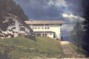 Berghof,the home of the Führer