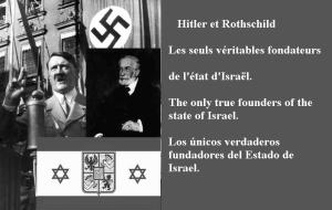 Hitler et Rothschild:le sang ne ment pas!