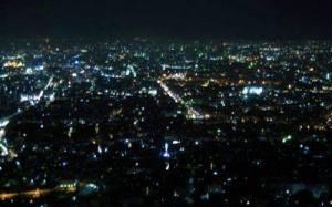 Damas: l'électricité aurait été coupé ,cette nuit.