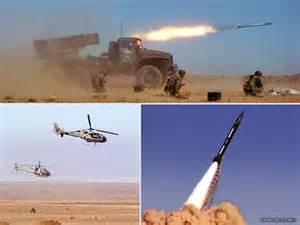 L'Armée Syrienne  a été mobilisée depuis hier.