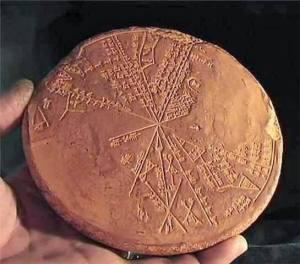 table sumérienne 3