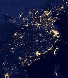 La Chine...et l'Asie.