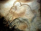 Représentation d'un mammouth.
