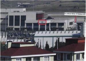 Photo no 1 Aéroport  du secteur asiatique d'Istambul.