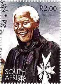 Nelson Mandela était un membre important des la franc-maçonnerie.En fait,il était rendu au 32 ième dégré de l'Ordre de Malte.