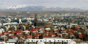 La belle capitale de l'Islande