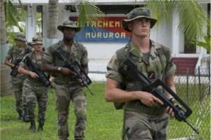 Une sécurité militaire  accrue a été développée afin de tout tenir sous surveillance.