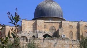 La mosquée d'Al-Aqsa