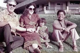 Barack Hussein Obama et ses vrais parents