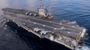 Le USS Harry Truman est sorti du golfe Persique.