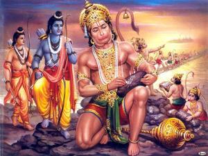 Rama...le grand bâtisseur.