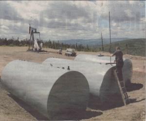 L'installation de l'industrie pétrolière en Gaspésie et à l'Île d'Anticosti est devenue une menace très sérieuse pour l'environnement du Québec...Particulièrement concernant le golfe Saint-Laurent et les rives du Saint-Laurent.